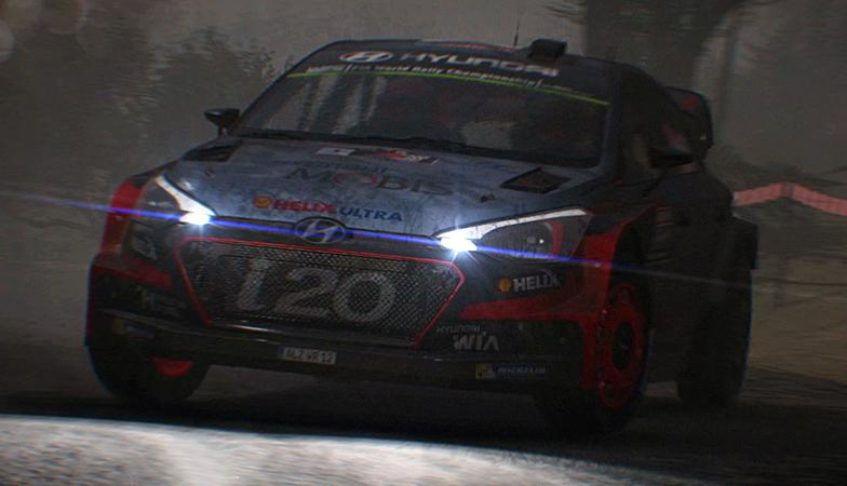 FIA WRC PC Review