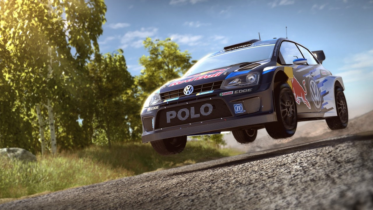 WRC 6 Customer review