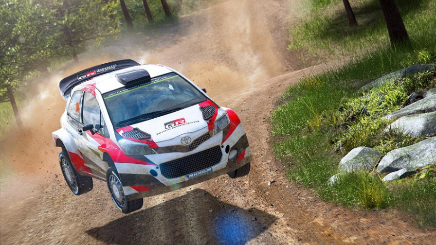 WRC 6 Released For PS4, Xbox One & PC