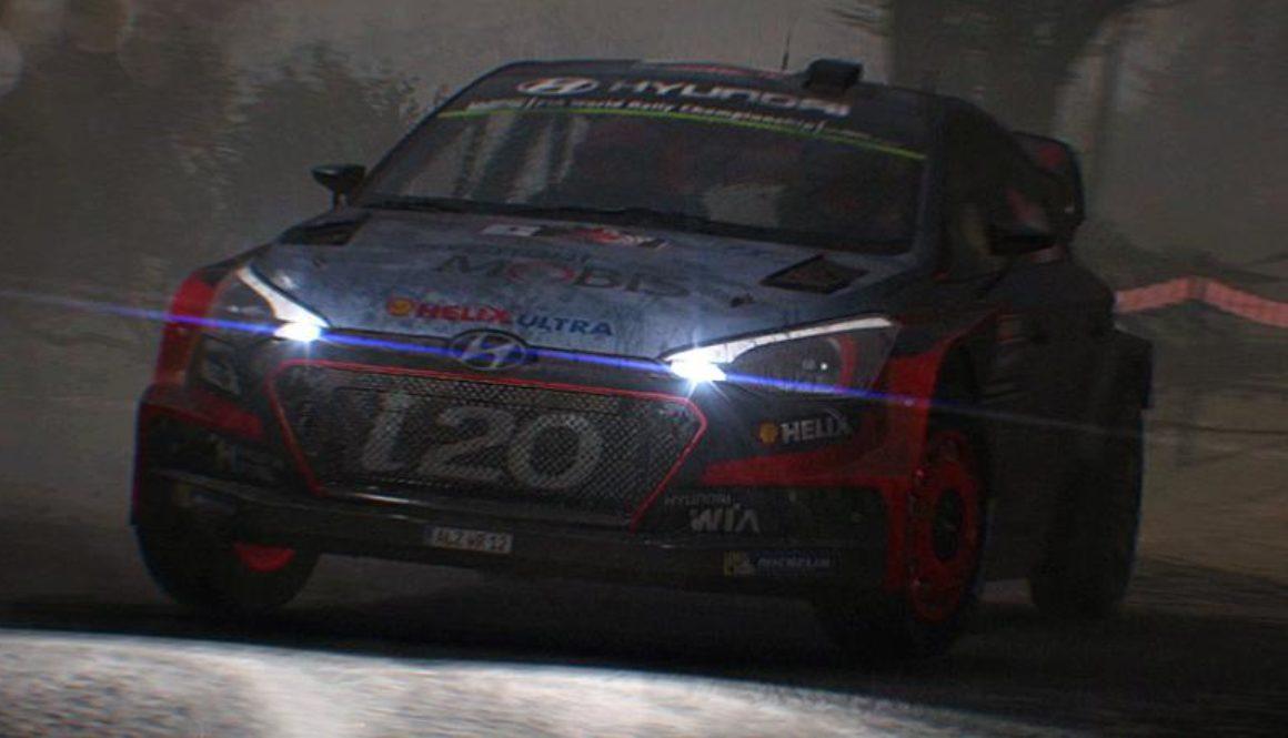 FIA WRC PC Review