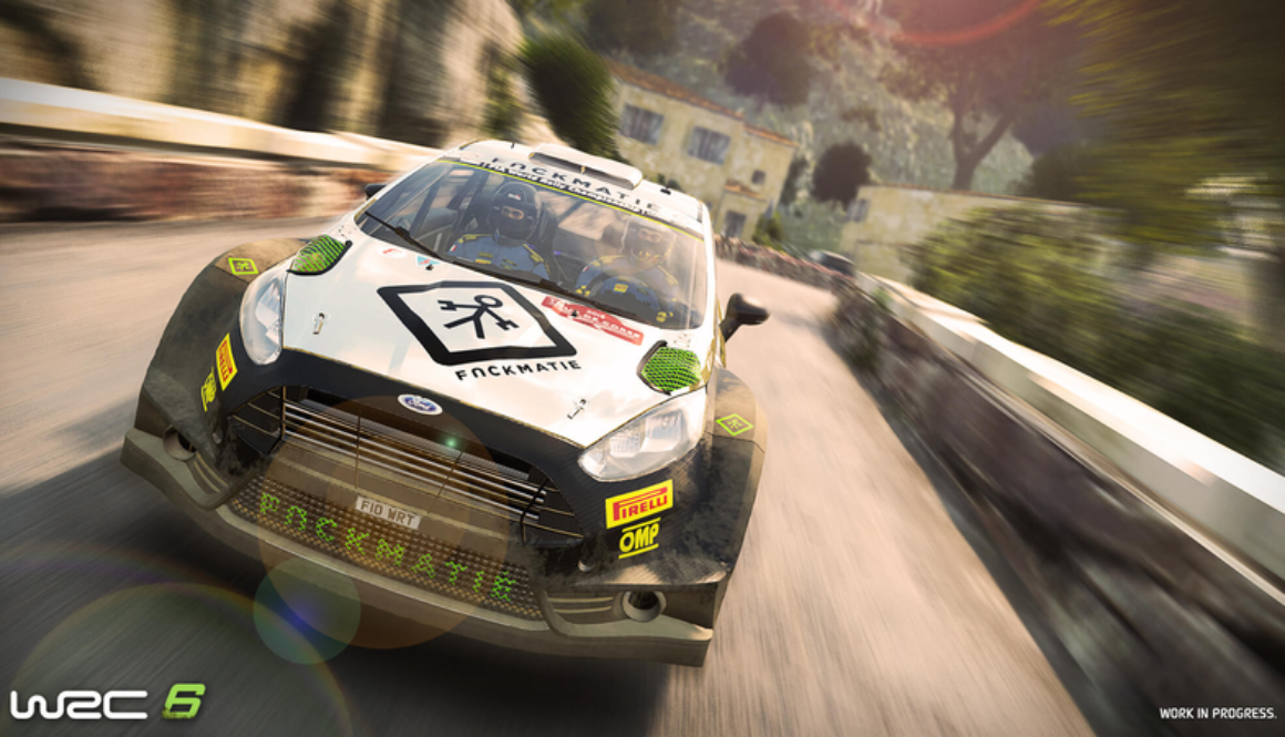 FIA World Rally Championship Device Requirements